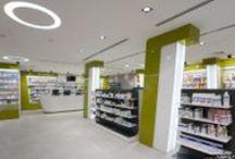 FARMACIA VERGHERA - PHARMACIES in Italy / Arredamento Farmacia :  Farmacia VERGHERA, Samarate (VA) by Arketipo Design Milano-Italy