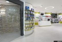 PHARMACIES IN ITALY project by ARKETIPO DESIGN ITALY / Arredamento Farmacie in Italia project by ARKETIPO DESIGN ITALY. www.arketipodesign.it