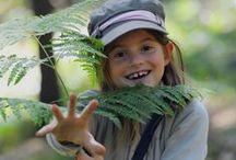 Colos Telligo - Robinsons / Des colonies 100% nature pour des vacances inoubliables !  Photos Guillaume Eymard.