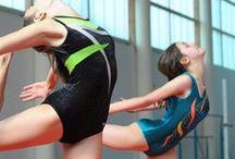 Colo Telligo - 100% gym / Pour les passionné(e)s de gym, cette colo est idéale ! Photo par Guillaume Eymard