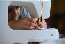Colo Telligo - Apprenti styliste / Si tu as envie de devenir styliste et découvrir ce métier de la mode, cette colo est faite pour toi ! Photos par Guillaume Eymard.