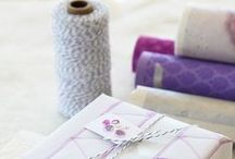 Gift Wrapping / Creative gift wrapping ideas
