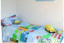 Boys Bedroom Ideas / Fun ideas for your boys bedroom