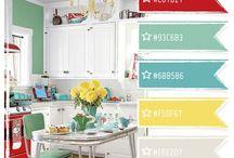 Colours ideas