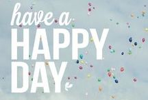 GRAPHICS ~ Happy Day / Make me happy