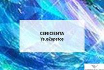 Cenicienta 2015 / El zapato de cristal que hizo princesa a la clásica Cenicienta se actualiza de la mano de diseñadores de lujo del mundo