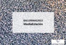 Ballerinas 2015 / Reeditamos las clásicas Ballerinas, todos los modelos aqui www.veronicavalente.com