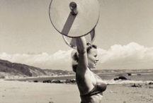 Muscle Beach California / Muscle Beach California ist der Fitness Strand schlechthin. Hier gibt's Bilder von damals und heute