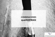 combinaciones que inspiran / Las famosas nos inspiran con sus combinaciones de ropa y zapatos, sandalias, botinetas, botas...