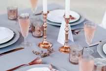 LIVING ~ table settings
