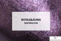Jeans y Botas / Combinaciones simples y chic para mantenernos al abrigo