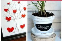 DIY Gifts / Do It Yourself Gift Ideas to make