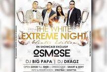 The White Extreme Night / Evenement Au Queen's Club le Samedi 11 Juin En Exclusif Osmose En Showcase