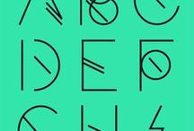 hand lettering & fonts / inspirations