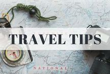 Travel tips and tricks / Top tricks and tips for travelling and saving money