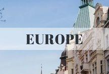 Europe / European destinations