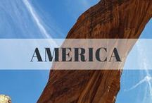 America / Americas countries and cities