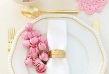 ♡ Wedding Table setting