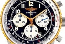 Breitling watches / by Chrono24