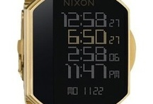 Nixon watches / by Chrono24