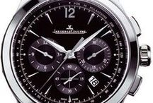 Jaeger-LeCoultre watches / by Chrono24