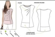 Sewing clothes / sewing patterns, tutorials and inspiration for handmade clothes