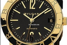 Bulgari watches / by Chrono24