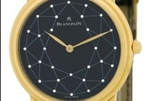 Blancpain watches / by Chrono24
