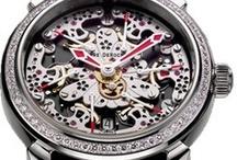 Pierre DeRoche watches / by Chrono24