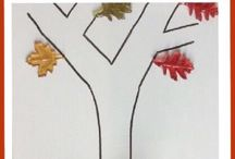 Fall activities / Fun ideas for fall time!