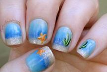 Nailspirations - Under The Sea