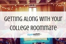 Identity & Independence / Self-reflection, roommate relationships and navigating the college experience.
