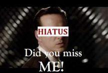 HIATUS!!