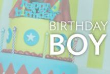 Birthday Boy / Trucks, robots, superheroes, monsters and more. Cake decorating ideas to help you create a super cool party for your Birthday Boy.