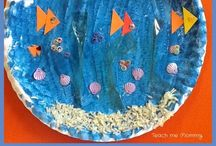 Ocean Theme / All under the sea activities and crafts!
