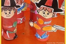 People who help us Theme / Fun preschool theme ideas!