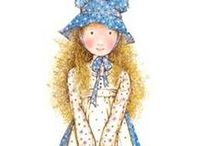 Holly Hobbie / I love all things Holly Hobbie