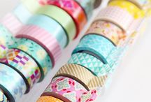 Washi Tape Love / I love all things Washi tape