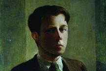 Self Portraiture / In the Artist's Own Eye