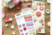 { Hobby } Crafting / I love crafting and scrapbooking