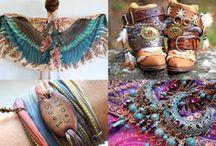 Hippie stuff / Just some beautiful hippie stuff