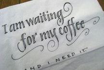 Calligrafiaa / Erilaisia calligrafiatoteutuksia...