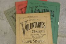 Vintage music books and sheet music / Music books and sheet music sold by myself on EBay