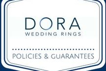 DORA Policies for RIngs   Wedding   Bands / Dora policies for rings   bands