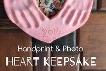 Keepsakes / Must make keepsakes!