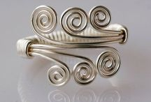 Jewelry - RINGS wire wraped