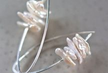 Jewelry - EARRINGS wire wraped