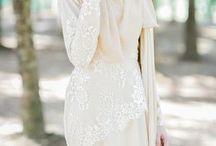 Lace hijab / Hijab Lace abayah