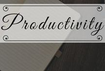 Productivity / Be Productive ✧ Set Priorities Well ✧ Improve Your Effectivity ✧ Simplify Your Tasks ✧ Create Amazing Habits ✧ http://bit.ly/2FVTeGl