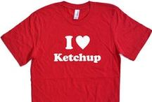 Ketchup Swag from Fine Vines